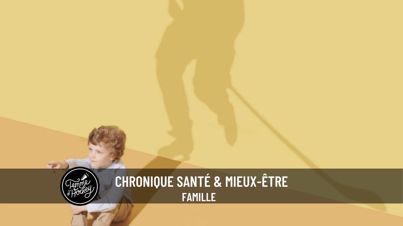 CHRONIQUE SANTÉ MIEUX ÊTRE JOUEUR AU HOCKEY