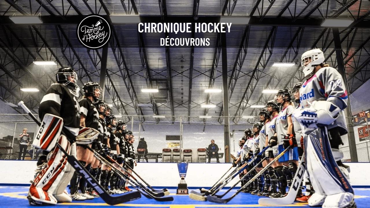 Dek hockey sport populaire chez les femmes