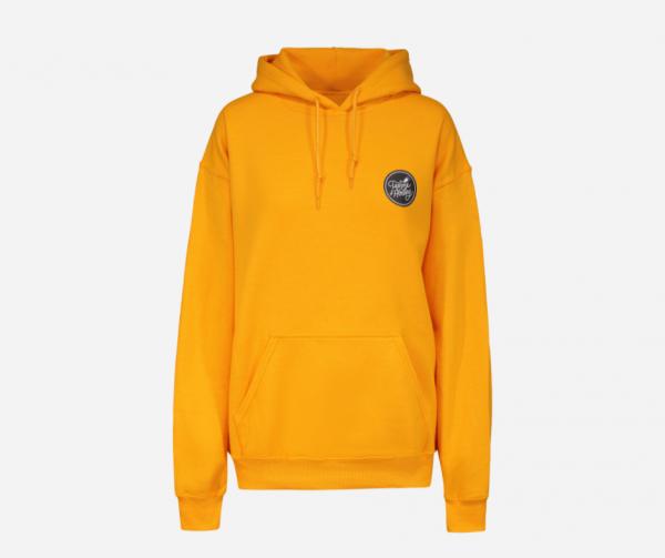 hoodie or Femme d'Hockey, le hockey devant